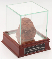 Authentic Brick from The Original New York Yankees Stadium with High Quality Display Case (Steiner COA) at PristineAuction.com