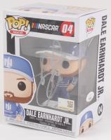 Dale Earnhardt Jr. Signed NASCAR #04 Funko Pop! Vinyl Figure (JSA COA) at PristineAuction.com