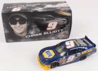 Chase Elliott Signed LE #9 NAPA Autographed 2015 Camaro 1:24 Scale Die Cast Car (Earnhardt Hologram) at PristineAuction.com