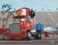 "John Ratzenberger Signed ""Cars"" 8x10 Photo Inscribed ""Ahoy"" (Beckett COA) at PristineAuction.com"