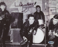 """Pete Best Signed """"The Beatles"""" 8x10 Photo (Beckett COA) at PristineAuction.com"""