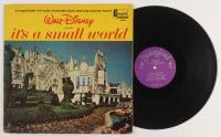 "Disneyland 1964 ""It's a Small World"" Vinyl LP Record Album at PristineAuction.com"