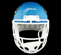 Gardner Minshew Signed Jacksonville Jaguars Full-Size AMP Alternate Speed Helmet (Radtke COA) at PristineAuction.com