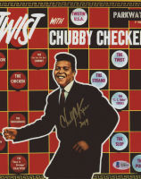"""Chubby Checker Signed 8x10 Photo Inscribed """"2019"""" (Beckett COA) at PristineAuction.com"""