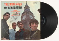 """John Entwistle Signed """"The Who Sings My Generation"""" Vinyl Record Album (JSA COA) at PristineAuction.com"""