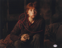 "Rupert Grint Signed ""Harry Potter"" 11x14 Photo (PSA COA) at PristineAuction.com"