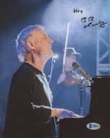 """Bruce Hornsby Signed 8x10 Photo Inscribed """"Hey"""" (Beckett COA) at PristineAuction.com"""