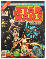 "1977 ""Marvel Special Edition: Star Wars"" Issue #1 Marvel Comic Book at PristineAuction.com"