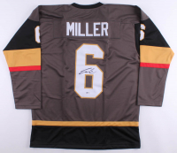 Colin Miller Signed Jersey (Beckett COA) at PristineAuction.com