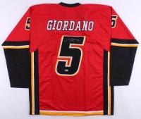 Mark Giordano Signed Jersey (Beckett COA) at PristineAuction.com