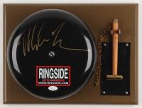 Mike Tyson Signed Authentic Full-Size Ringside Boxing Bell (JSA COA) at PristineAuction.com