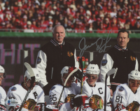 Joel Quenneville Signed Chicago Blackhawks 8x10 Photo (Beckett COA) at PristineAuction.com