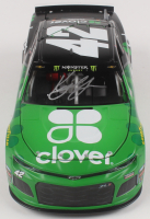 Kyle Larson Signed NASCAR #42 Clover 2019 Camaro ZL1 - 1:24 Premium Action Diecast Car (PA COA) at PristineAuction.com