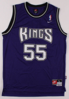 Jason Williams Signed Sacramento Kings Jersey (Beckett COA) at PristineAuction.com