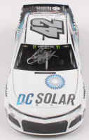 Kyle Larson Signed NASCAR #42 DC Solar Darlington 2018 Camaro ZL1 - 1:24 Premium Action Diecast Car (PA COA) at PristineAuction.com