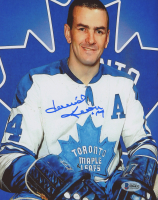 David Keon Signed Toronto Maple Leafs 8x10 Photo (Beckett COA) at PristineAuction.com