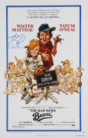 "Tatum O'Neal Signed ""The Bad News Bears"" 11x17 Photo (JSA COA) at PristineAuction.com"