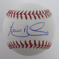 Aaron Nola Signed OML Baseball (JSA COA) at PristineAuction.com