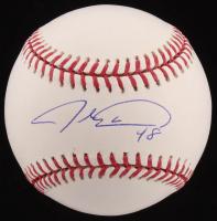 Jacob deGrom Signed OML Baseball (JSA COA) at PristineAuction.com