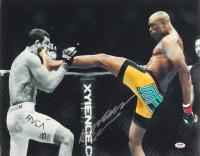 Anderson Silva Signed UFC 16x20 Photo (PSA COA) at PristineAuction.com