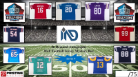 In Demand Autographs HOF Football Jersey Mystery Box Series - 4 #/75 at PristineAuction.com