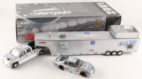 Dale Earnhardt LE NASCAR 2001 CTTC3 #3 OREO / GM Goodwrench Service Plus 1:24 Die-Cast Car with Crew Cab & Show Trailer - Incentive Set at PristineAuction.com