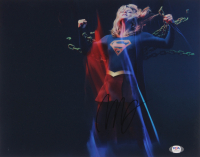 "Melissa Benoist Signed ""Supergirl"" 11x14 Photo (PSA COA) at PristineAuction.com"