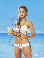 "Jessica Alba Signed ""Into the Blue"" 8x10 Photo (PSA COA) at PristineAuction.com"