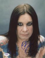 Ozzy Osbourne Signed 8x10 Photo (PSA COA) at PristineAuction.com