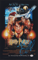 """Daniel Radcliffe Signed """"Harry Potter and the Sorcerer's Stone"""" 11x17 Photo (PSA COA) at PristineAuction.com"""
