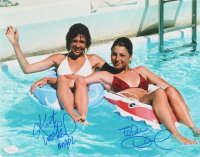 "Tatum O'Neal & Kristy McNichol Signed ""Little Darlings"" 11x14 Photo Inscribed ""Angel"" (JSA Hologram) at PristineAuction.com"