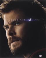 "Chris Hemsworth Signed ""Avengers: Endgame"" 16x20 Photo (PSA COA) at PristineAuction.com"