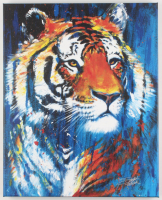 """Stephen Fishwick Signed """"Nala"""" Limited Edition 16x20 Giclee on Canvas (PA LOA) at PristineAuction.com"""