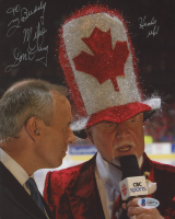 """Don Cherry Signed 8x10 Photo Inscribed """"Heads Up!"""" (Beckett COA) at PristineAuction.com"""