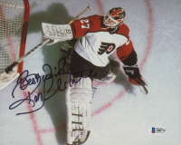 """Ron Hextall Signed Philadelphia Flyers 8x10 Photo Inscribed """"Best Wishes"""" (Beckett COA) at PristineAuction.com"""
