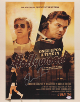 """Quentin Tarantino Signed """"Once Upon a Time in Hollywood"""" 16x20 Photo (PSA COA) at PristineAuction.com"""