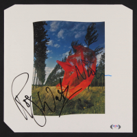 "Roger Waters & Nick Mason Signed Pink Floyd ""Wish You Were Here"" Vinyl Record Album Sleeve (PSA COA) at PristineAuction.com"
