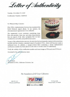 """Keith Richards Signed The Rolling Stones """"Let It Bleed"""" Vinyl Record Album Cover (PSA LOA) at PristineAuction.com"""