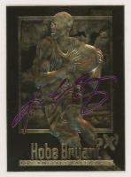 1996 SkyBox EX-2000 23KT Gold Kobe Bryant / Purple Signature at PristineAuction.com