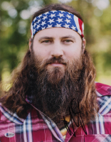 Willie Robertson Signed 11x14 Photo (Beckett COA) at PristineAuction.com