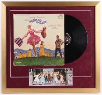 """The Sound of Music"" 22x24 Custom Framed Vinyl Record Album Display at PristineAuction.com"