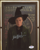 "Maggie Smith Signed ""Harry Potter"" 8x10 Photo (PSA COA) at PristineAuction.com"