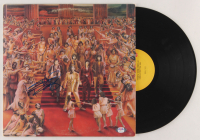 """Keith Richards Signed The Rolling Stones """"It's Only Rock 'n Roll"""" Vinyl Record Album Cover (PSA LOA) at PristineAuction.com"""