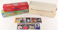 Lot of (4) Baseball Card Sets with 1987 Topps, 1988 Score, 1987 Donruss, & 1989 Donruss at PristineAuction.com