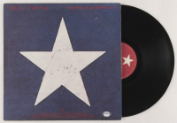"""Neil Young Signed """"Hawks & Doves"""" Vinyl Record Album Cover (PSA COA) at PristineAuction.com"""