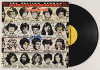 "Keith Richards Signed The Rolling Stones ""Some Girls"" Vinyl Record Album Cover (PSA LOA) at PristineAuction.com"