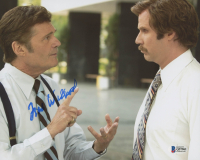 "Fred Willard Signed ""Anchorman: The Legend of Ron Burgundy"" 8x10 Photo (Beckett COA) at PristineAuction.com"