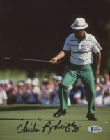 Chi-Chi Rodriguez Signed 8x10 Photo (Beckett COA) at PristineAuction.com