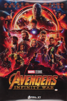 """Tom Holland Signed """"Avengers: Infinity War"""" 24x36 Poster (PSA COA) at PristineAuction.com"""