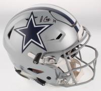 Amari Cooper Signed Dallas Cowboys Full-Size Authentic On-Field SpeedFlex Helmet (JSA COA) at PristineAuction.com